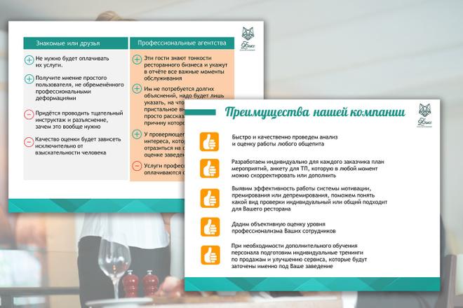 Сделаю презентацию в MS PowerPoint 83 - kwork.ru