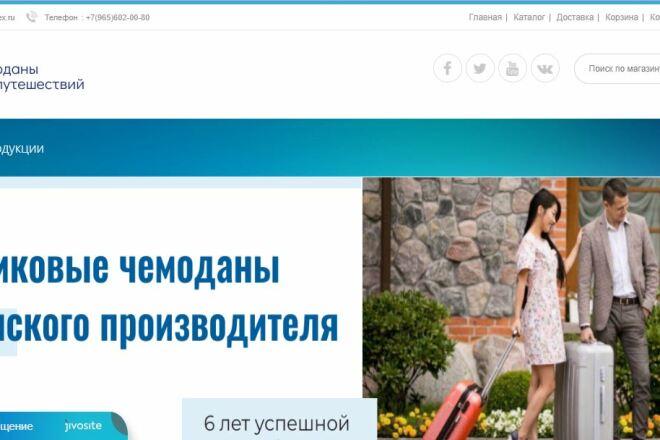 Создам интернет-магазин 6 - kwork.ru