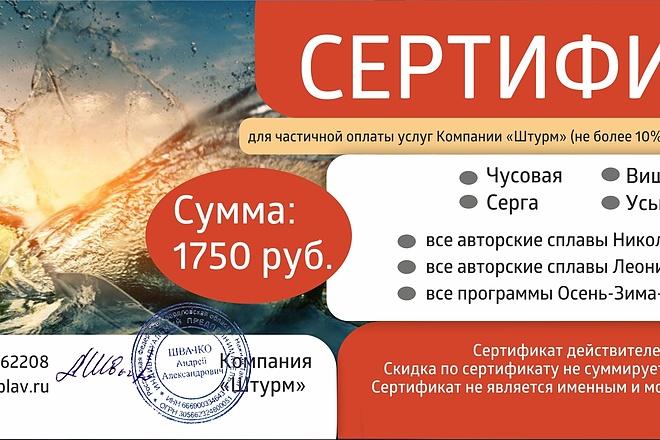 Дизайн - макет быстро и качественно 47 - kwork.ru