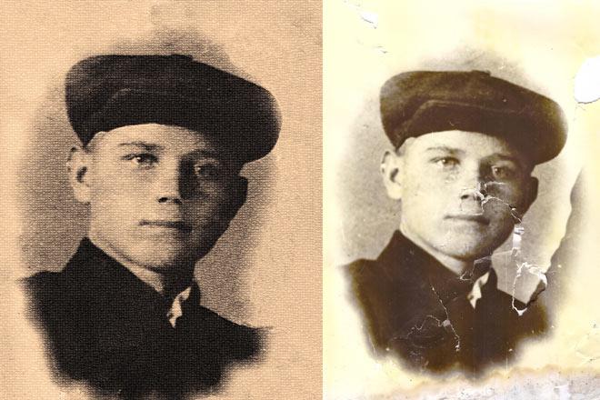 Реставрация Ваших фотографий 7 - kwork.ru
