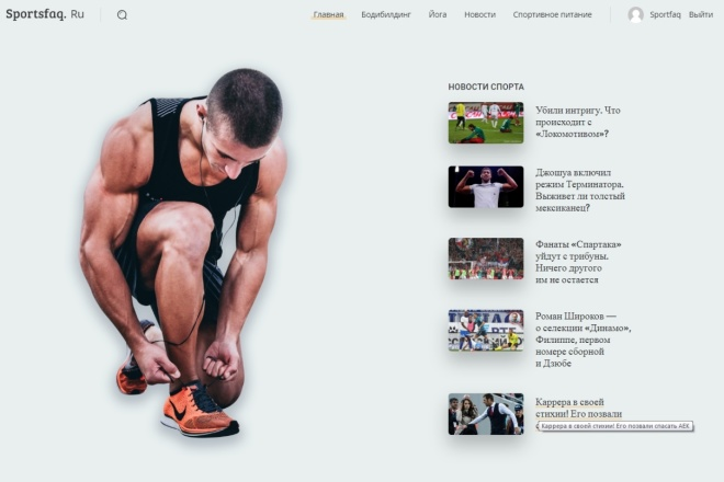 Создам автонаполняемый сайт на WordPress, Pro-шаблон в подарок 3 - kwork.ru