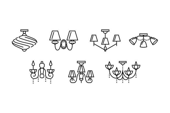 Дизайн иконок 20 - kwork.ru