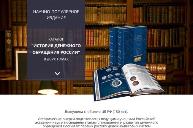Создам LandingPage - Продающую страницу 2 - kwork.ru