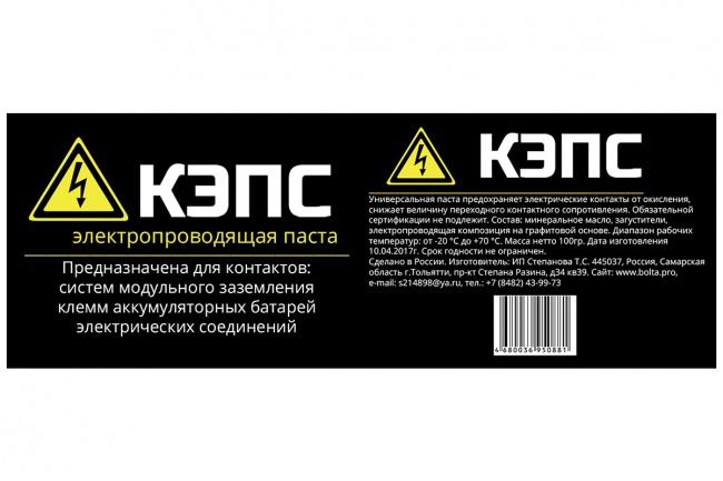 Дизайн постера 45 - kwork.ru