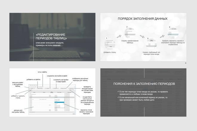 Красиво, стильно и оригинально оформлю презентацию 122 - kwork.ru