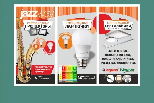 Наружная реклама, билборд 77 - kwork.ru