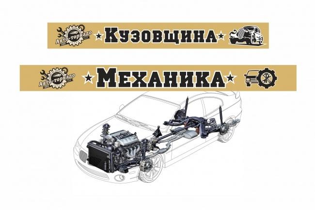Наружная реклама, билборд 42 - kwork.ru