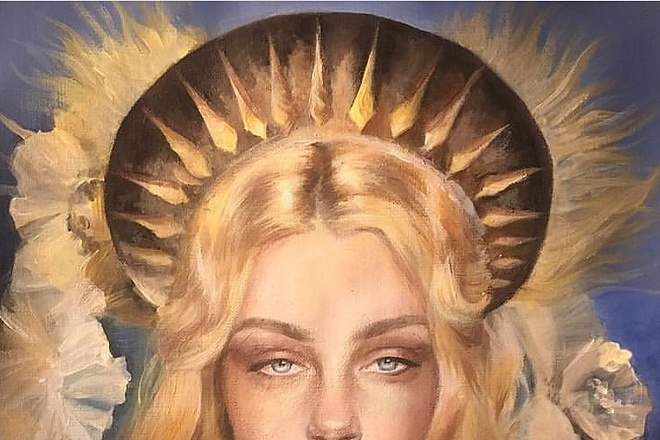 Нарисую портрет 11 - kwork.ru