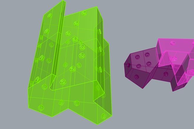 3d модель для печати любой сложности 1 - kwork.ru