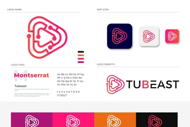 Создание логотипа с нуля 2 - kwork.ru