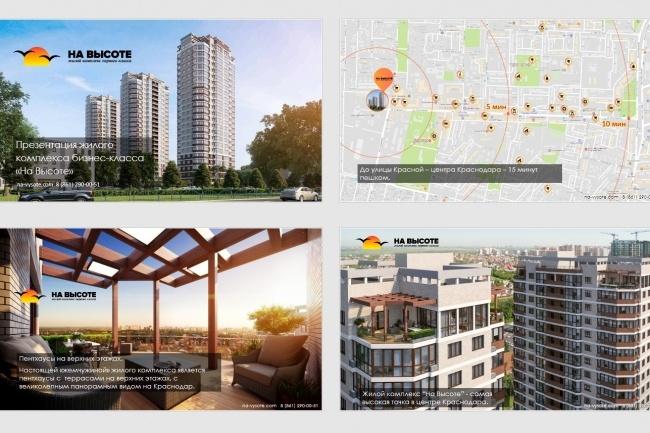 Красиво, стильно и оригинально оформлю презентацию 168 - kwork.ru