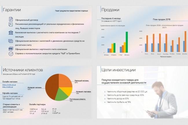Красиво, стильно и оригинально оформлю презентацию 157 - kwork.ru