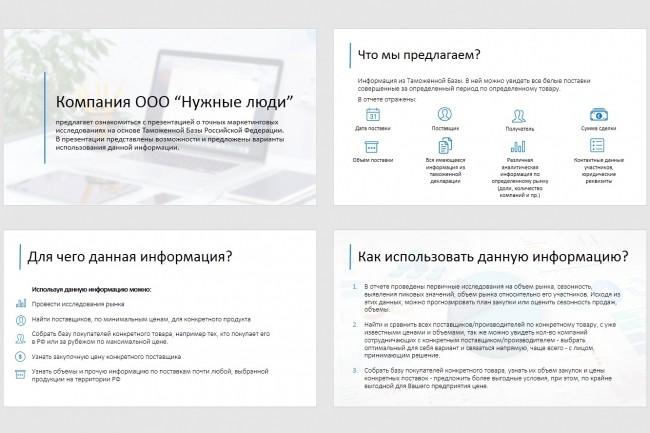Красиво, стильно и оригинально оформлю презентацию 147 - kwork.ru