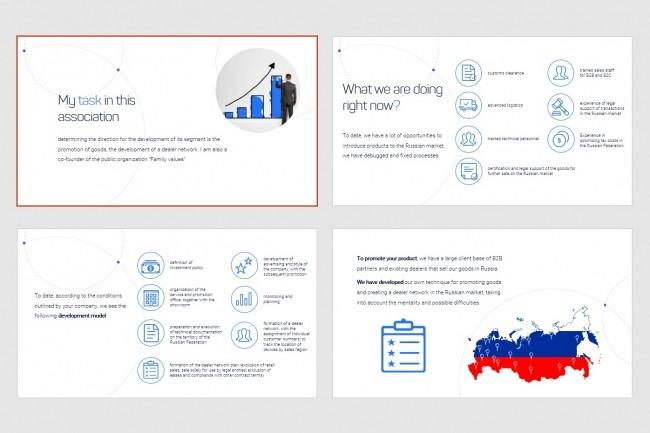 Красиво, стильно и оригинально оформлю презентацию 148 - kwork.ru