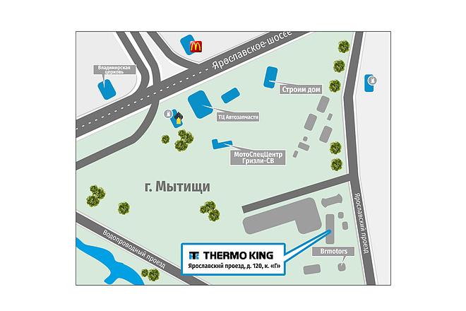 Карты и схемы проезда 8 - kwork.ru