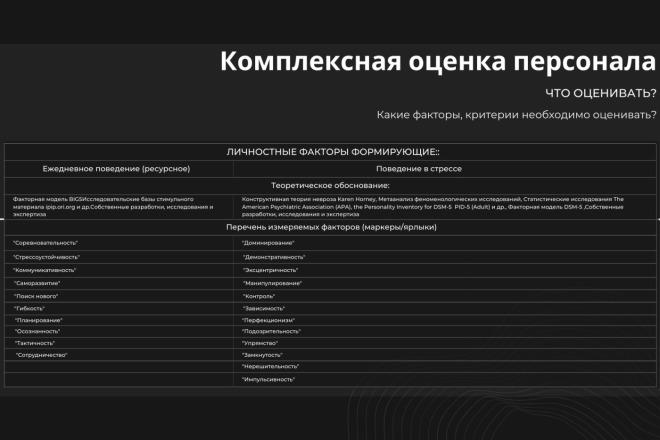 Стильный дизайн презентации 53 - kwork.ru