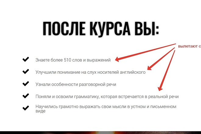 Лендинг для любых целей на Wordpress 26 - kwork.ru