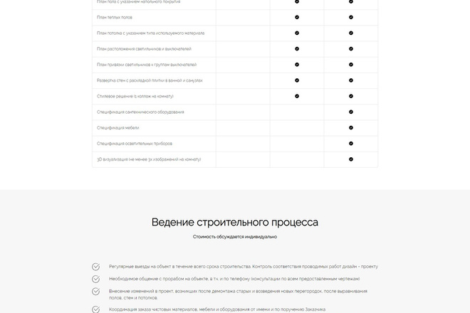 Создание современного лендинга на конструкторе Тильда 20 - kwork.ru