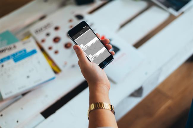 Дизайн мобильного приложения 22 - kwork.ru