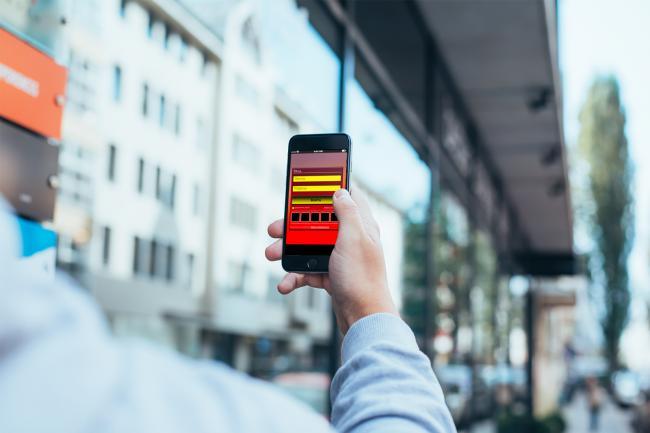 Дизайн мобильного приложения 24 - kwork.ru