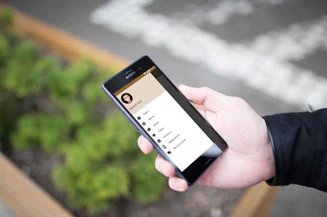 Дизайн мобильного приложения 16 - kwork.ru