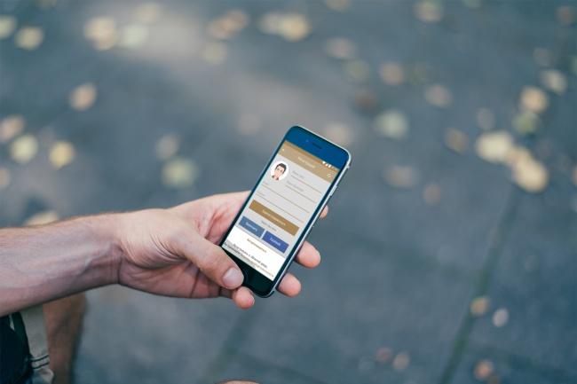 Дизайн мобильного приложения 18 - kwork.ru