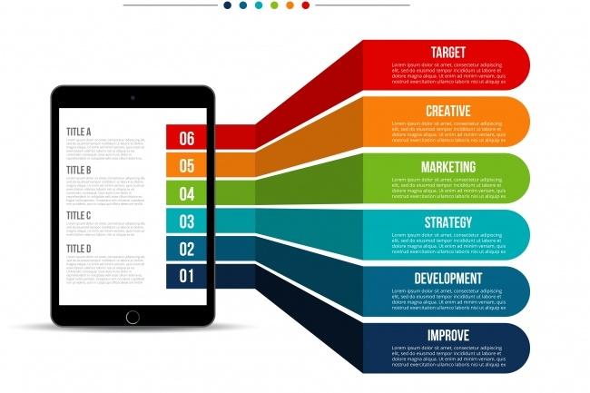 Набор инфографики. 13 тематик, 800 шаблонов, 2 пакета иконок 16 - kwork.ru