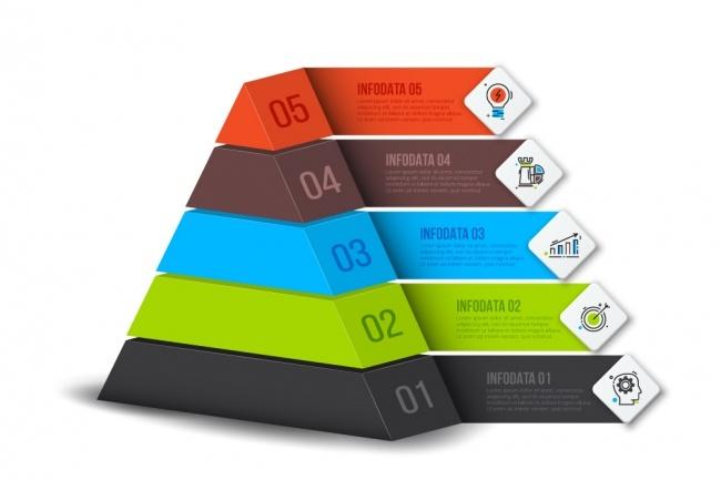 Набор инфографики. 13 тематик, 800 шаблонов, 2 пакета иконок 13 - kwork.ru