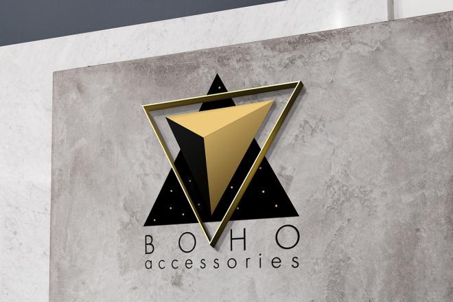Нарисую стильный логотип 1 - kwork.ru
