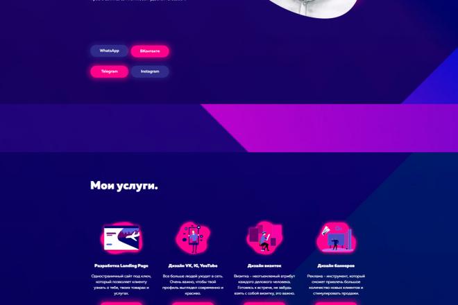 Перенос, экспорт, копирование сайта с Tilda на ваш хостинг 13 - kwork.ru