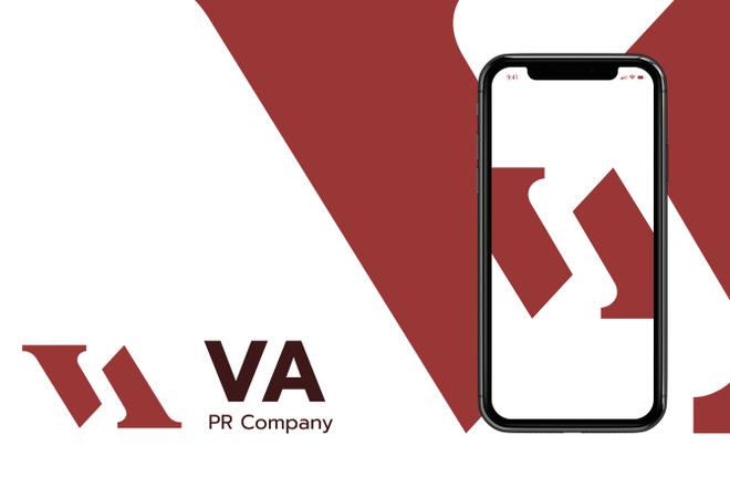 Разработка логотипа для сайта и бизнеса. Минимализм 78 - kwork.ru