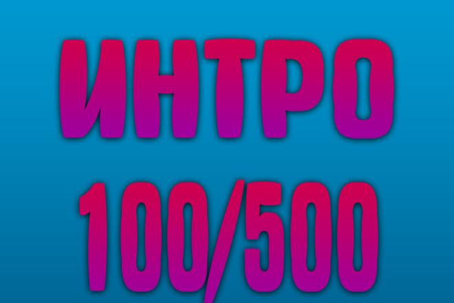 Оформление каналов Youtube Баннеры, превью, аватарки, интро 5 - kwork.ru