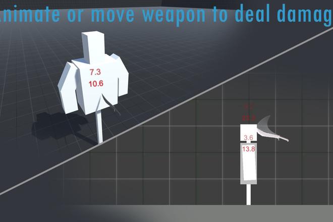 Разработка компонентов Unity 3 - kwork.ru