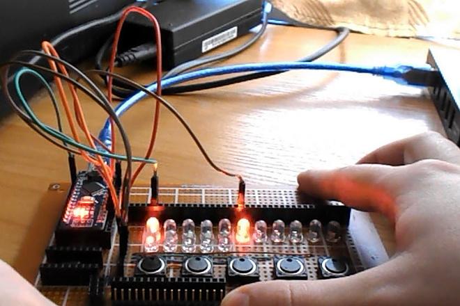 Разработаю код для устройства на основе плат Arduino и NodeMCU ESP12 13 - kwork.ru
