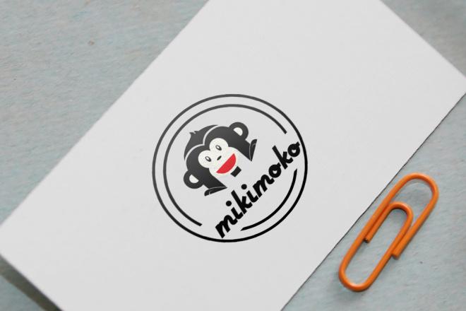 Сделаю логотип в круглой форме 44 - kwork.ru