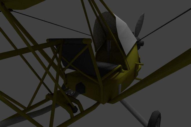 Blender l 3Д моделирование 29 - kwork.ru