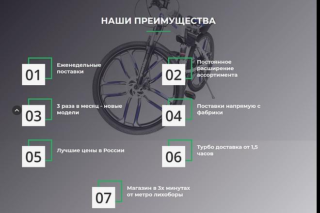 Сайт под ключ. Landing Page. Backend 142 - kwork.ru