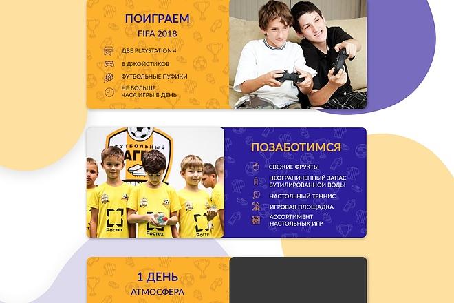Вёрстка сайтов по доступной цене 120 - kwork.ru