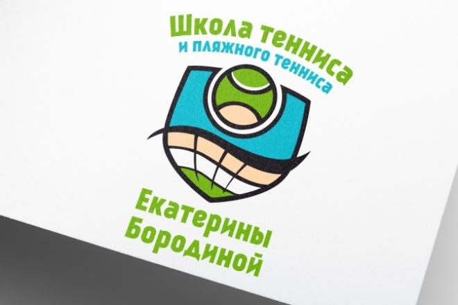 Разработка логотипа по вашему эскизу 104 - kwork.ru