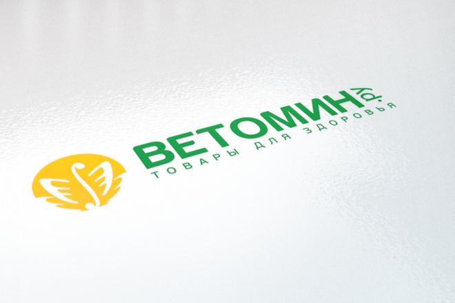 Логотип в 3 вариантах, визуализация в подарок 43 - kwork.ru