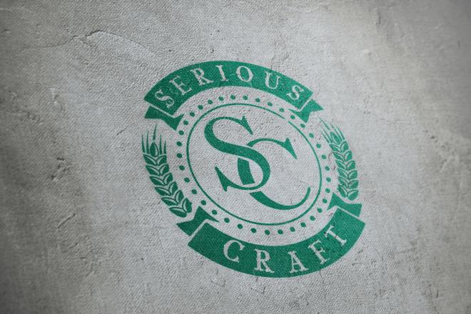 Разработаю винтажный логотип 53 - kwork.ru