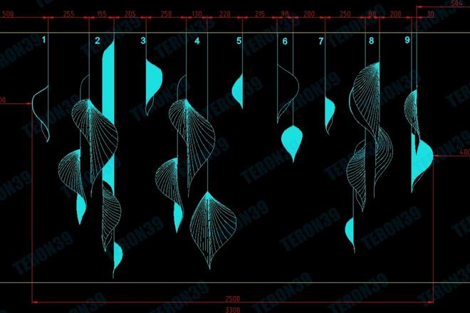 Выполняю простые и сложные чертежи в AutoCAD 8 - kwork.ru