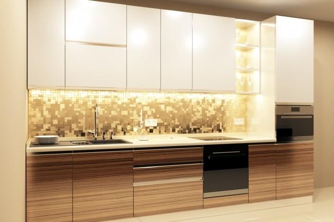 Дизайн и визуализация кухни 2 - kwork.ru