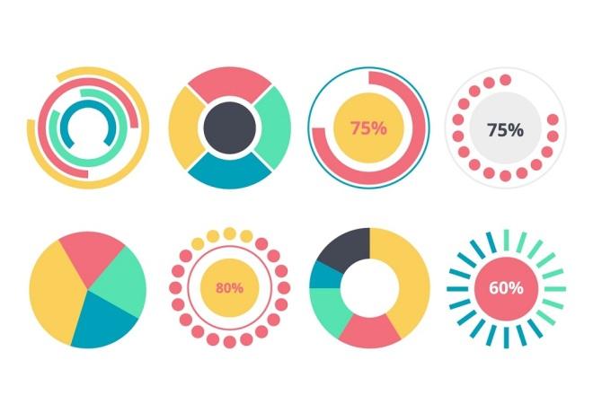 Инфографика по вашему рисунку 6 - kwork.ru