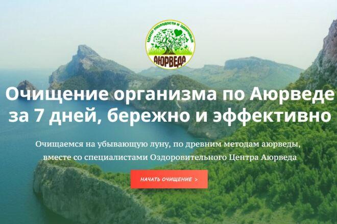 Скопировать Landing page, одностраничный сайт, посадочную страницу 57 - kwork.ru