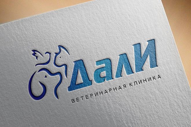 Эффектный логотип 91 - kwork.ru