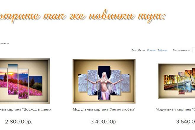 Создам интернет-магазин на платформе Ecwid 5 - kwork.ru