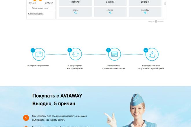 Landing на TILDA 3 - kwork.ru