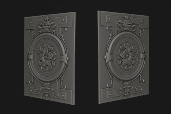 Создам 3D модель для печати или чпу 11 - kwork.ru