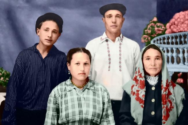 Оживлю чёрно-белое фото 3 - kwork.ru